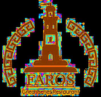 Griechisches Restaurant FAROS Logo
